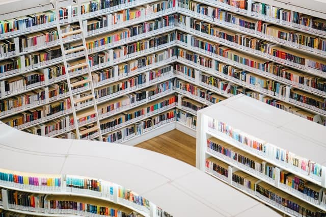 inspiratie - boekenkasten