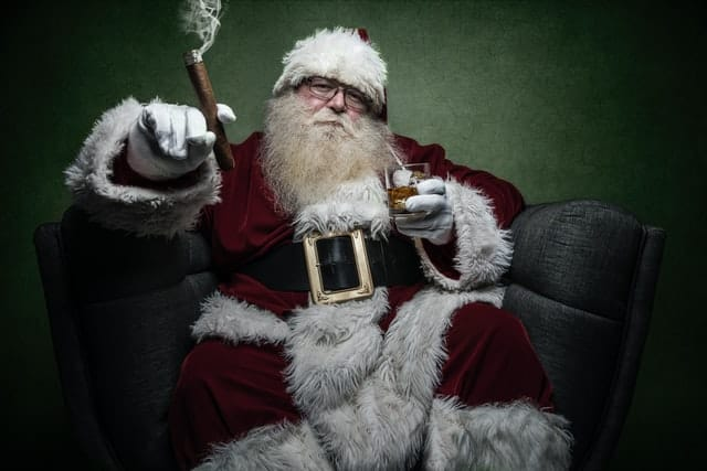 Kerstman - nofollow - Het Schrijfpaleis