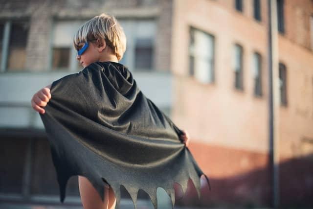 eindredactie - superheld - Het Schrijfpaleis