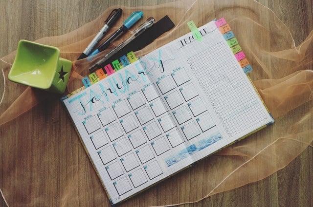 planner - blogplanning